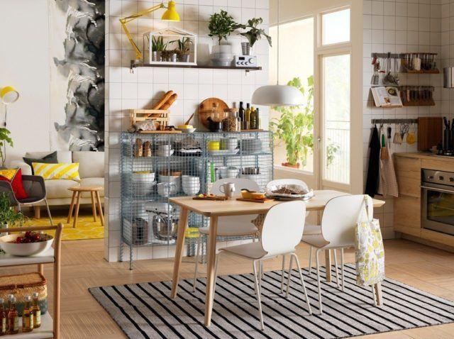 Catálogo de comedores IKEA 2018
