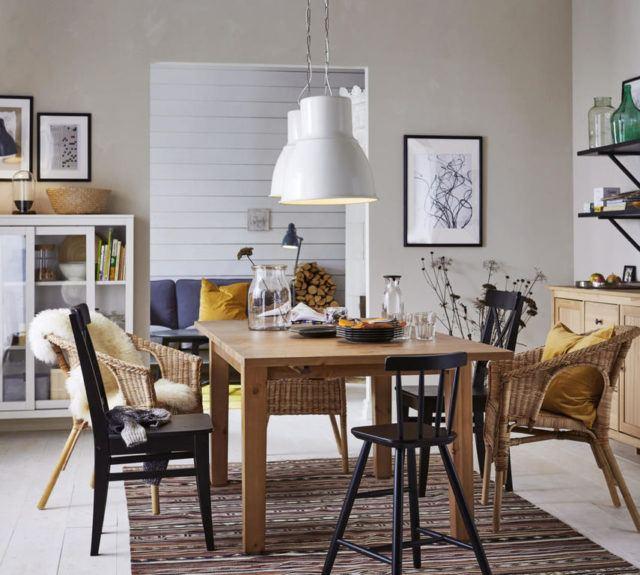 Catálogo de comedores IKEA 2019 y novedades mensuales - EspacioHogar.com