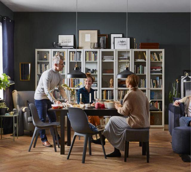 Catálogo de comedores IKEA 2019 y novedades mensuales