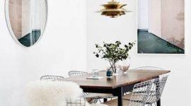 Fotos de comedores pequeños y minimalistas para vuestra casa