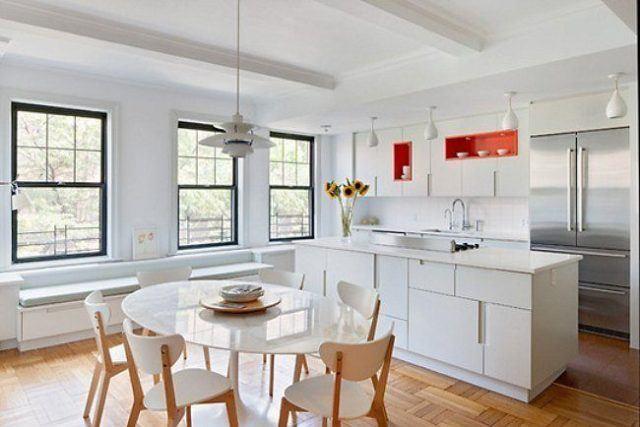 fotos de comedores peque os y minimalistas para vuestra casa