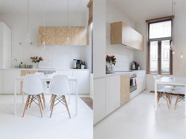 Fotos de comedores peque os y minimalistas para vuestra for Decoracion apartamento pequeno estilo minimalista