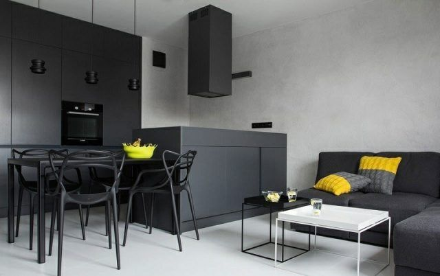Fotos de comedores pequeños y minimalistas para vuestra casa ...