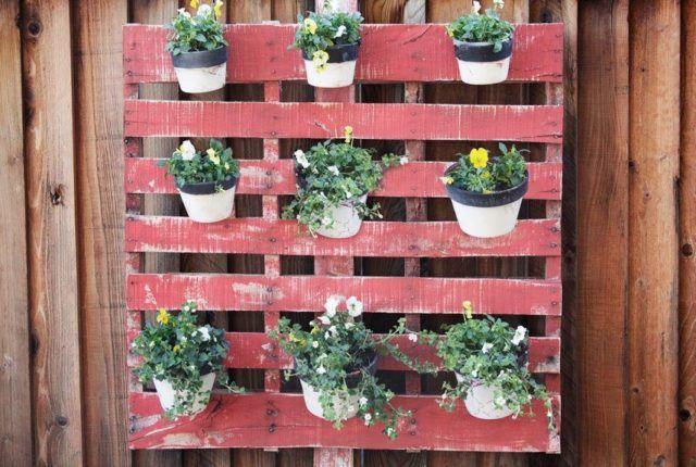 C mo hacer jardines verticales en casa for Ideas para hacer un jardin en casa
