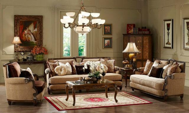 Decoraci n de salones coloniales colores muebles y consejos - Ver decoracion de salones ...