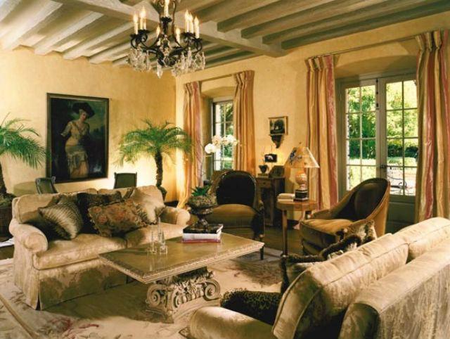 Decoraci 243 N De Salones Coloniales Colores Muebles Y Consejos