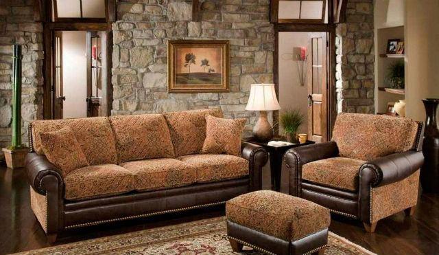Decoraci n de salones coloniales colores muebles y consejos - Sofas estilo colonial ...