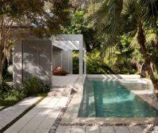 Más de 20 fotos de jardines con piscina lujosos