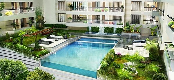 De 20 fotos de jardines con piscina lujosos for Jardines lujosos