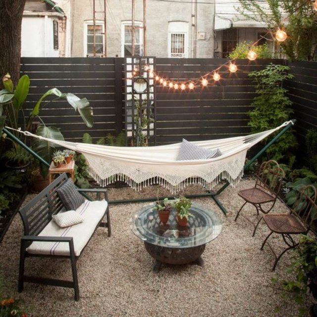 10 ideas de jardines para patios interiores - Patio interior decoracion ...