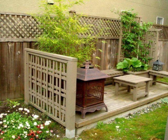 10 ideas de jardines para patios interiores for Ver casas con jardines
