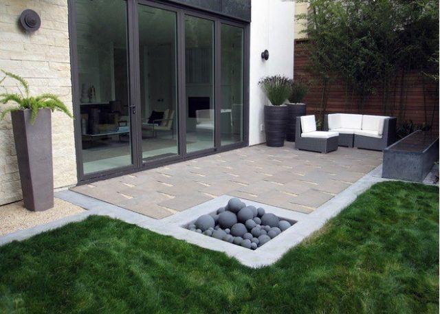 M s de 20 ideas de jardines minimalistas for Un jardin con enanitos