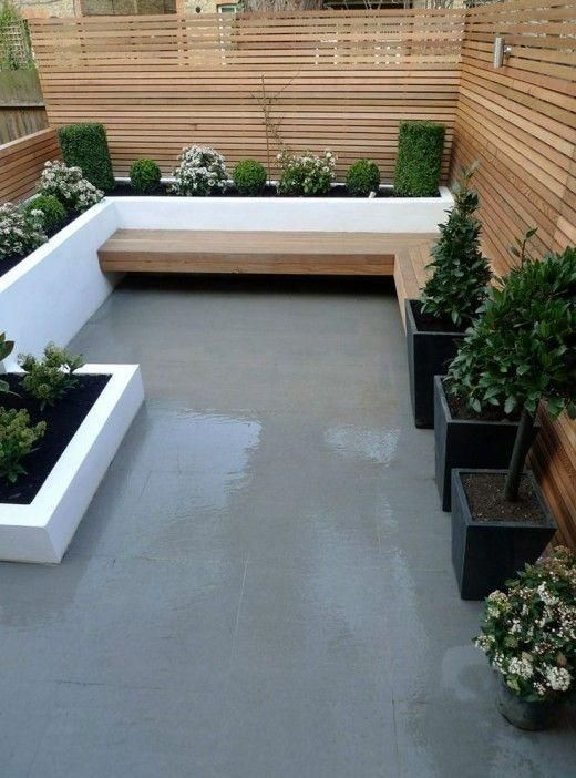 ms de 20 ideas de jardines minimalistas - Jardines Minimalistas