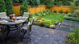 Más de 25 fotos de jardines pequeños con encanto