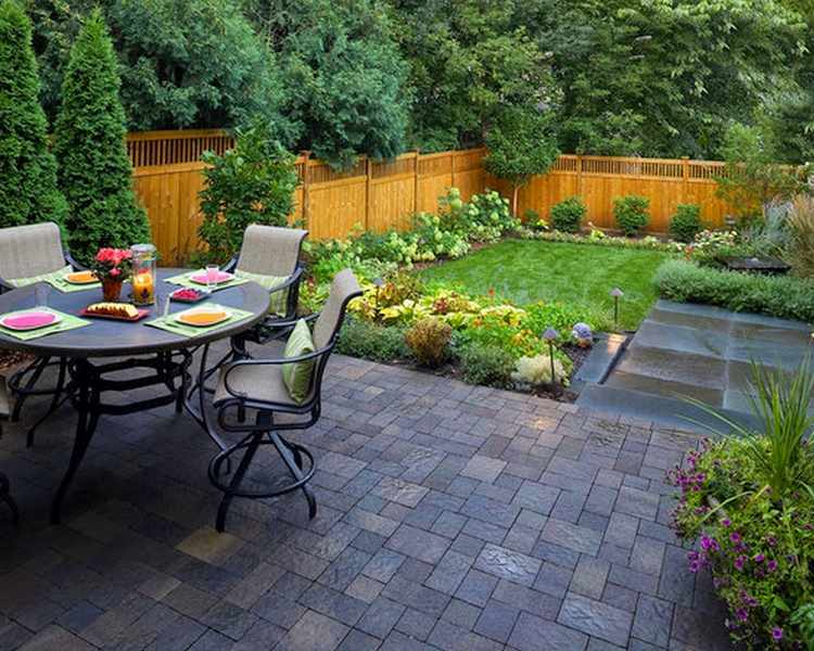 M s de 25 fotos de jardines peque os con encanto for Diseno de jardines pequenos fotos