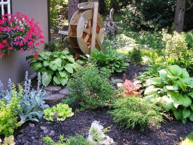 m s de 30 fotos de jardines sencillos con encanto