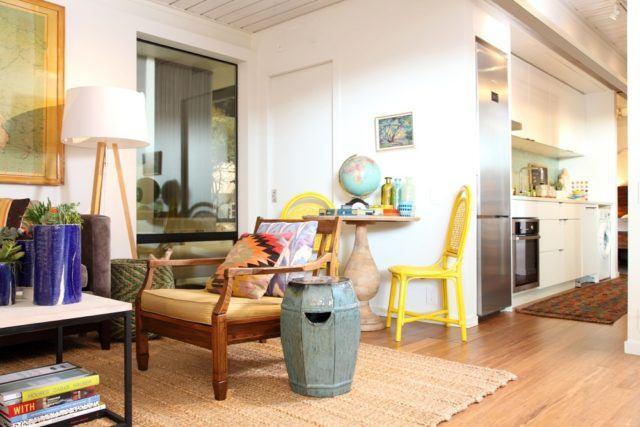 Ideas para decorar salones con encanto colores y estilos for Salones estilo vintage