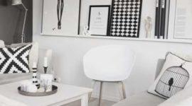 Más de 45 ideas con salones de estilo nórdico