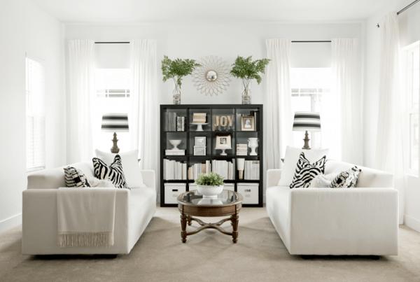 Ideas para decorar salones con encanto | Colores y estilos
