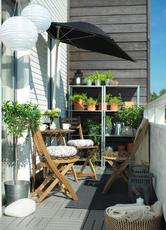 Cat logo de terraza y jard n ikea 2018 muebles de exterior for Decorar porche ikea