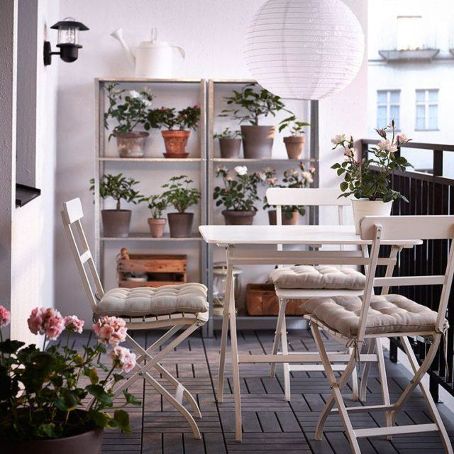 tengas una terraza grande o pequea te gusten las plantas o slo busques crear una zona de comedor o una zona de relax te traemos ideas que pueden