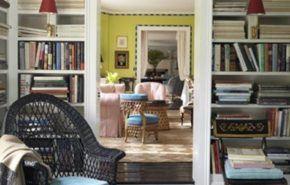 Bibliotecas| tendencias decoracion