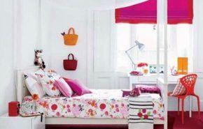 Chicas adolescentes| Dormitorios