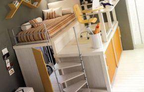Dormitorios| ganar espacio