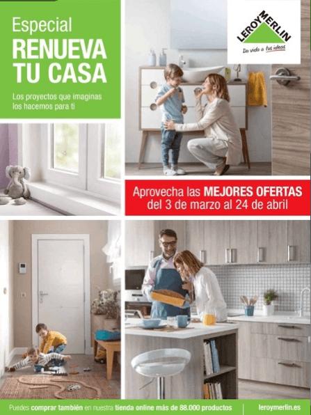Cat logo leroy merlin ofertas navidad 2017 for Catalogo leroy merlin 2017