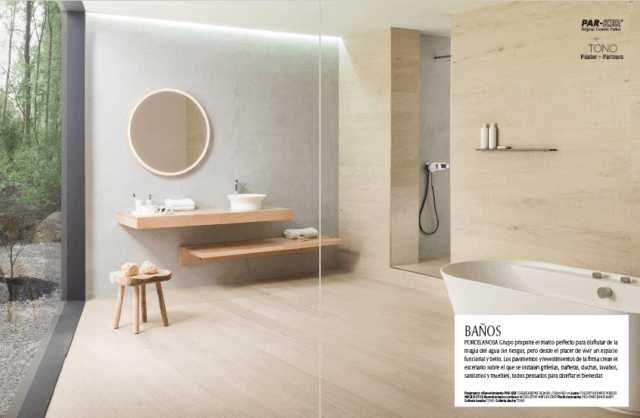 Cat logo ba os porcelanosa 2018 for Banos 2017 porcelanosa