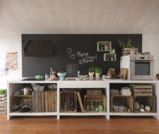 Ideas de decoración de cocina con Franke