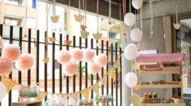 Fotos de ideas de decoración de Primera Comunión para niño y niña 2017