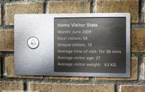 Timbre que ofrece información