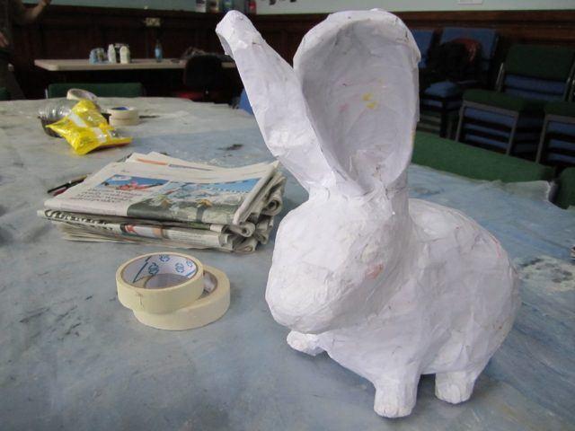 cmo hacer papel mach casero paso a paso