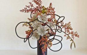 Ikebana| arte floral Japon