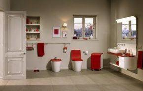 Cambia los colores del cuarto de baño cada vez que quieras