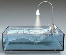 Hoesch Water Lounge en CEVISAMA