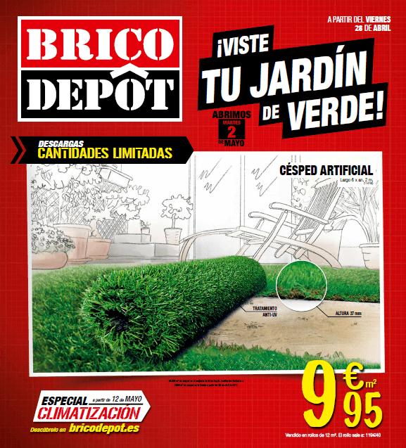 Brico depot cat logo de ofertas octubre 2017 for Bricodepot mesa jardin