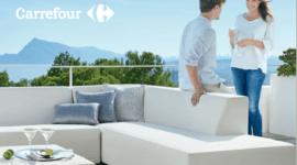 Catálogo Carrefour muebles de jardín mayo 2017