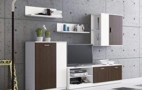 Dormitorios a dos colores ideas y posibles combinaciones - Muebles tuco madrid ...