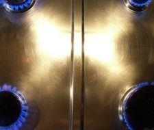 Tips para limpiar las cubiertas de acero de tu cocina