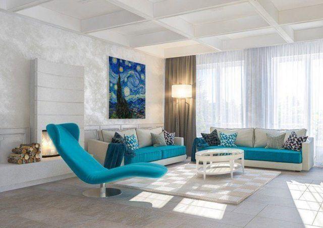 Los colores para casas con estilo en 2018 for Decoracion apartamentos pequenos modernos 2017
