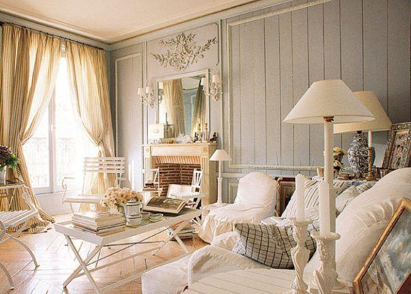 Es Decir, Mezclar El Lo Antiguo Y Ajado Con Muebles De Calidad Y Elegancia.