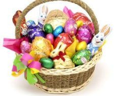 Canastas de Pascua para regalar