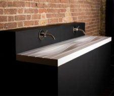 Follo, un innovador lavabo diseñado por Will MacCormac