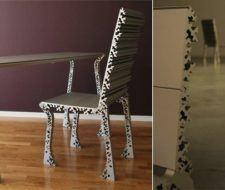 Muebles congelados