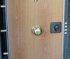 Refuerza las puertas de tu casa para evitar robos