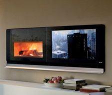 TV y calefacción