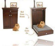 Una cama para mascotas muy original