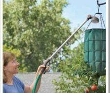 Adaptador de manguera para zonas altas